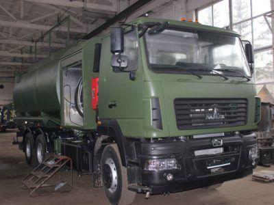 У Вінниці створили перший в Україні аеродромний паливозаправник