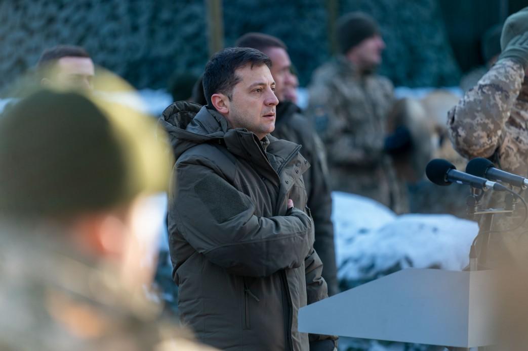 Президент: «Сильна армія – це запорука незалежності та права на самостійний розвиток України»