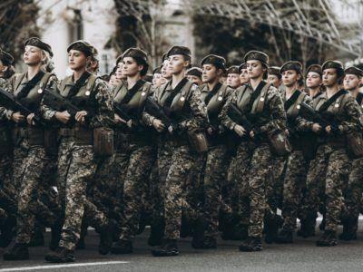 Жінок в українській армії вже понад 20% – Міноборони