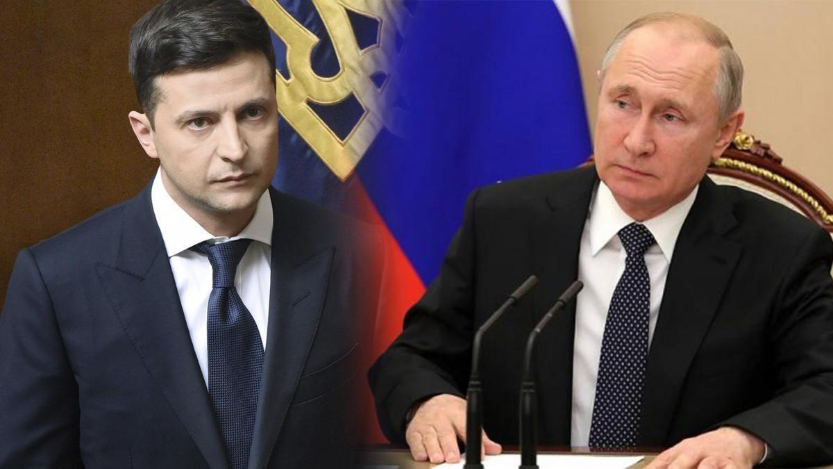 Президент України провів телефонну розмову з Путіним