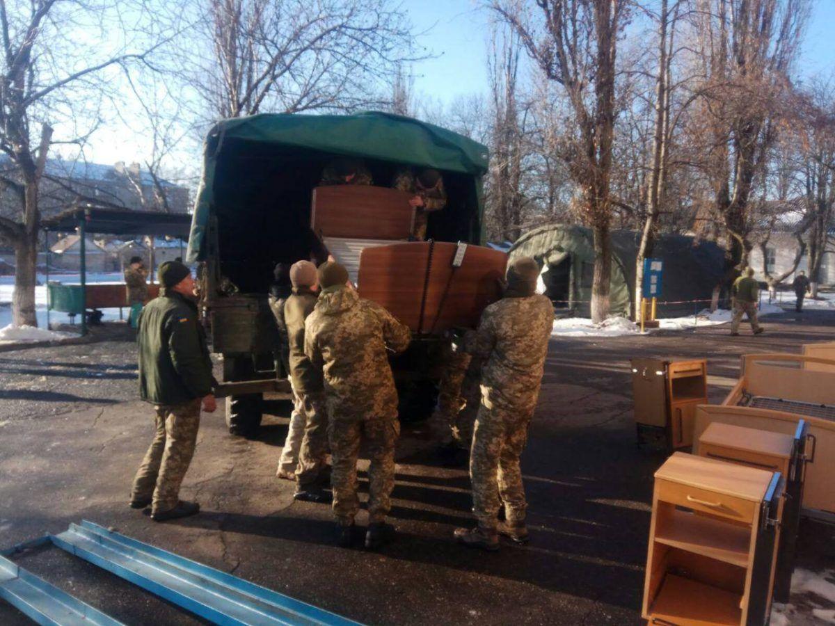 «Допомога Схід» – один з найефективніших гуманітарних проєктів для Донбасу