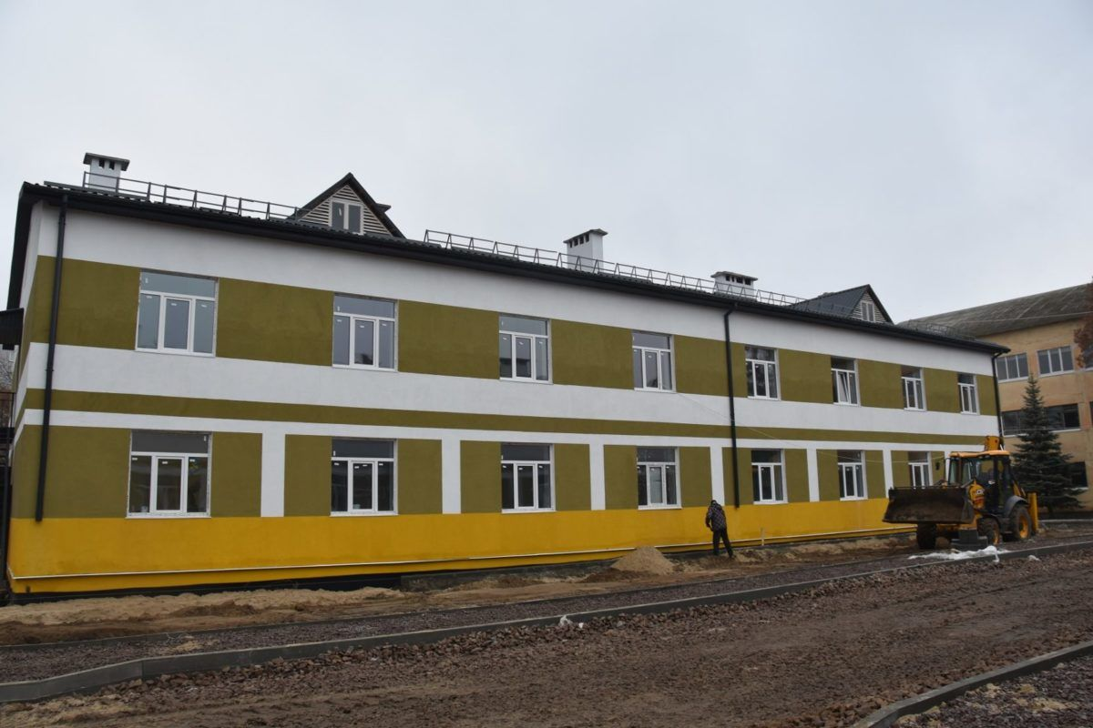 54 смарт-квартири та заселення двох нових гуртожитків очікують у Чернігівському гарнізоні