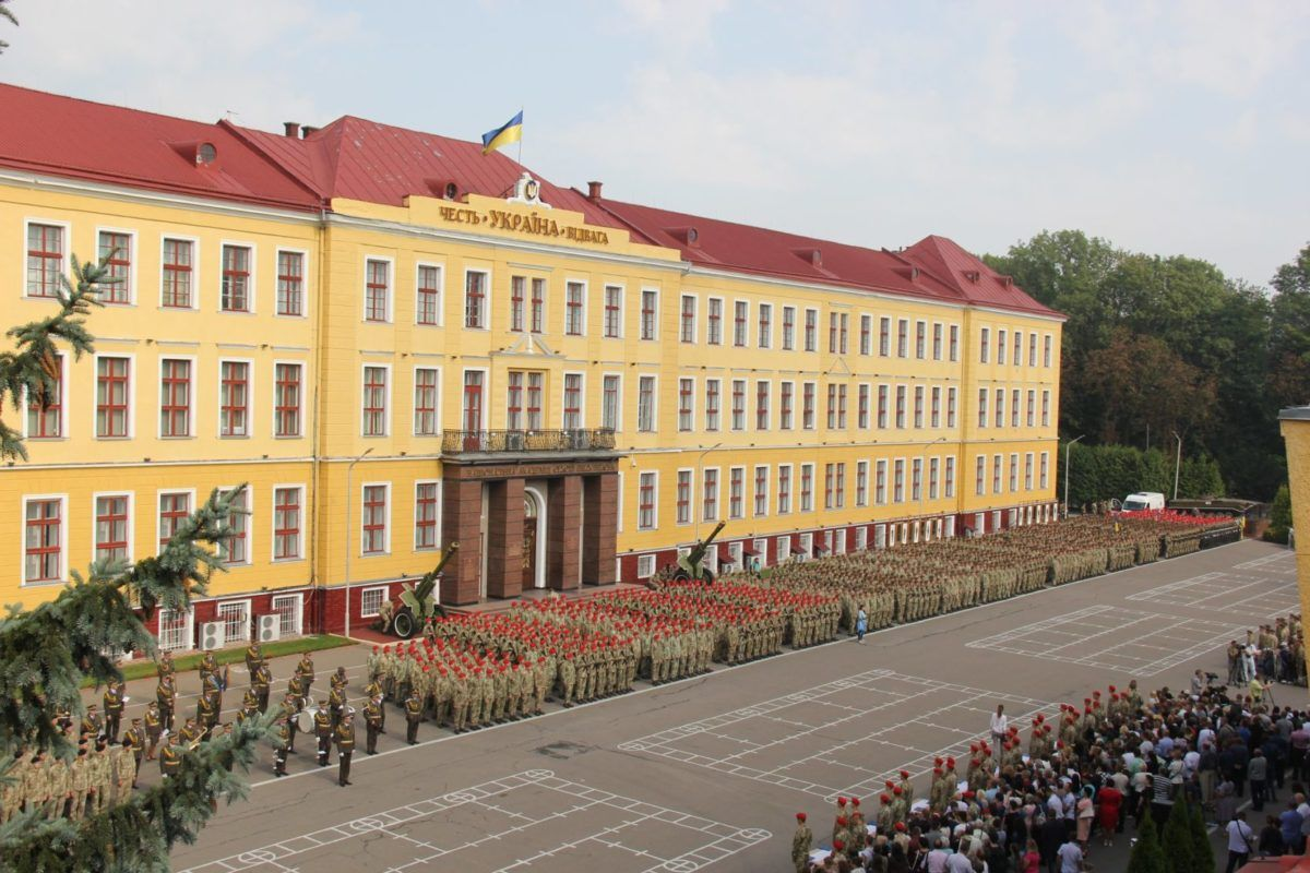 Генерал-лейтенант Павло Ткачук: «Мета вдосконалення освітнього процесу — досягнення сумісності за стандартами НАТО»