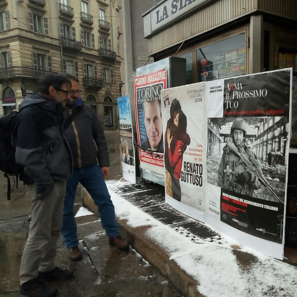 Виставка правдивих фото про російсько-українську війну підкорює Італію
