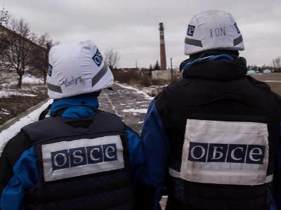 Збройні формування РФ обмежують свободу пересування патрулів СММ ОБСЄ
