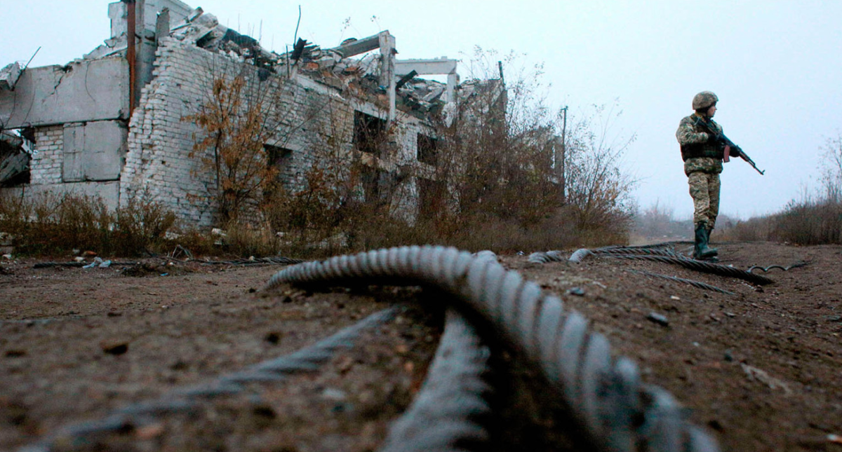 Україна ввійшла в топ-десятку військових конфліктів світу