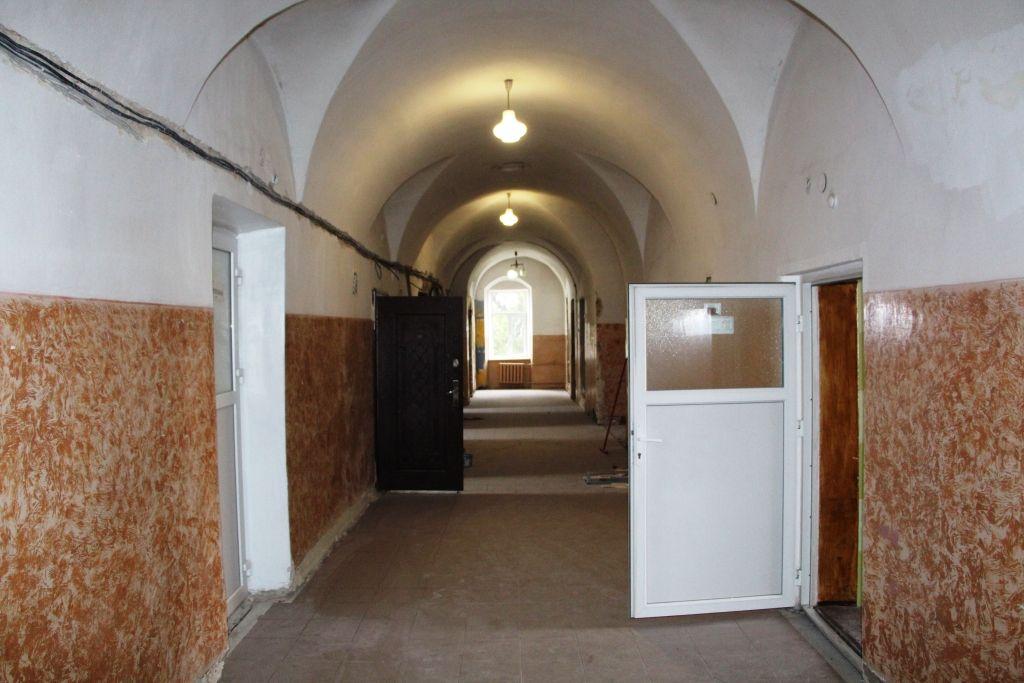 Луцький військовий госпіталь продовжує лікувати хворих, ліквідація наслідків пожежі майже закінчилася