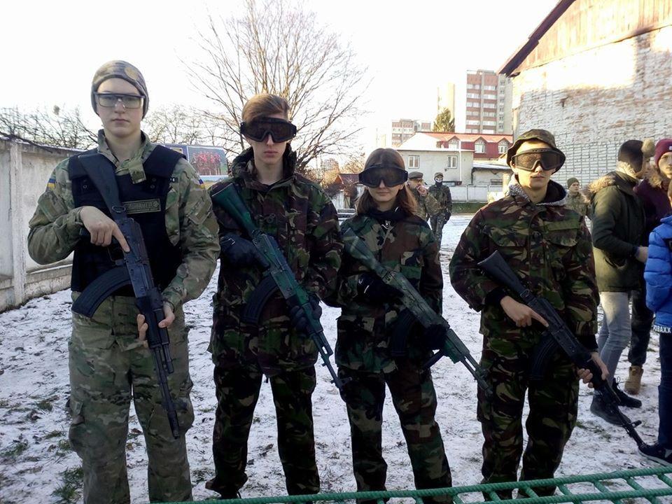 Реальний Сounter-Strike по-львівськи