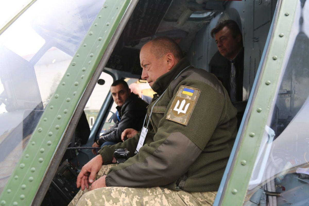 Начальник армійської авіації Сухопутних військ ЗС України: «Наше завдання: кожна бригада має ефективно воювати будь-де, чи над морем, чи над горами…»