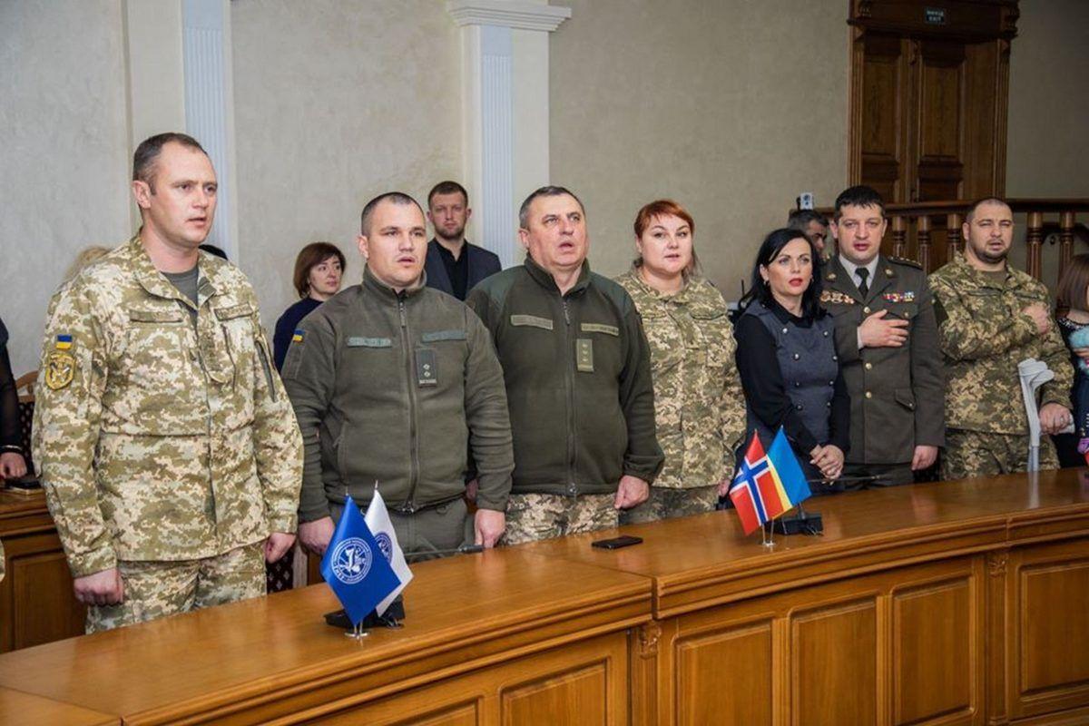 Як створити власний бізнес навчали військових за проєктом «Україна – Норвегія»