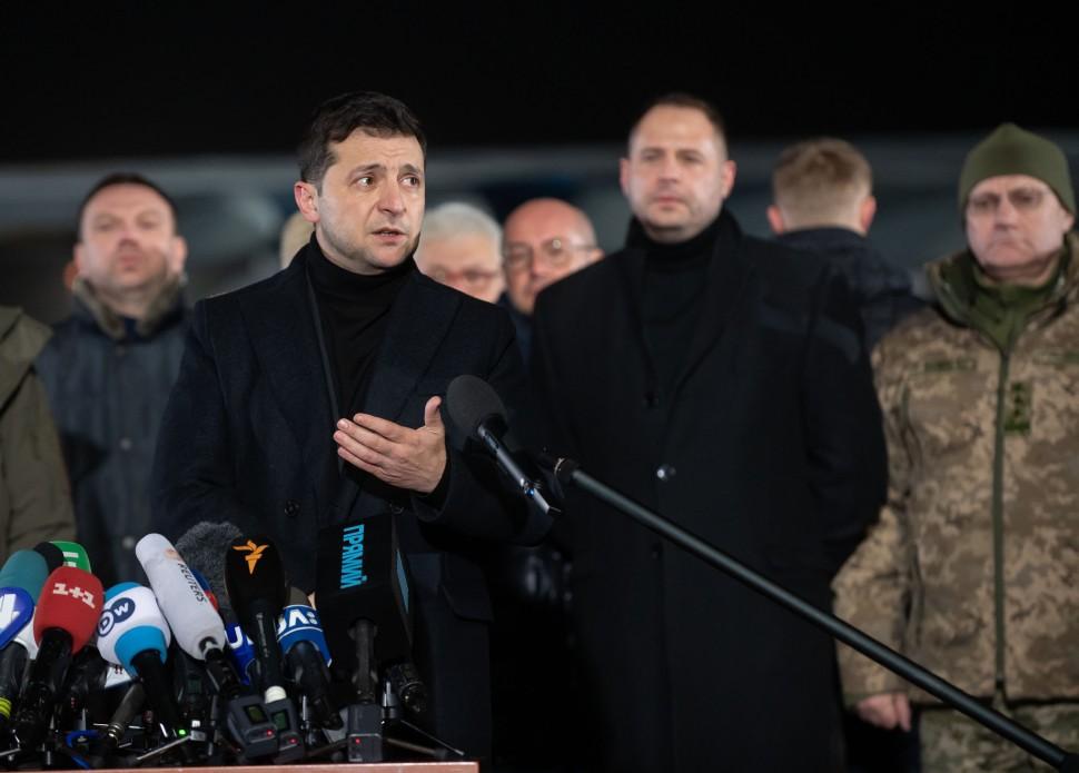 Звільнення українців, затриманих у Криму – наступний етап обміну полонених
