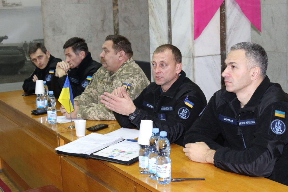 ВМС України потребують сучасних засобів протимінної безпеки