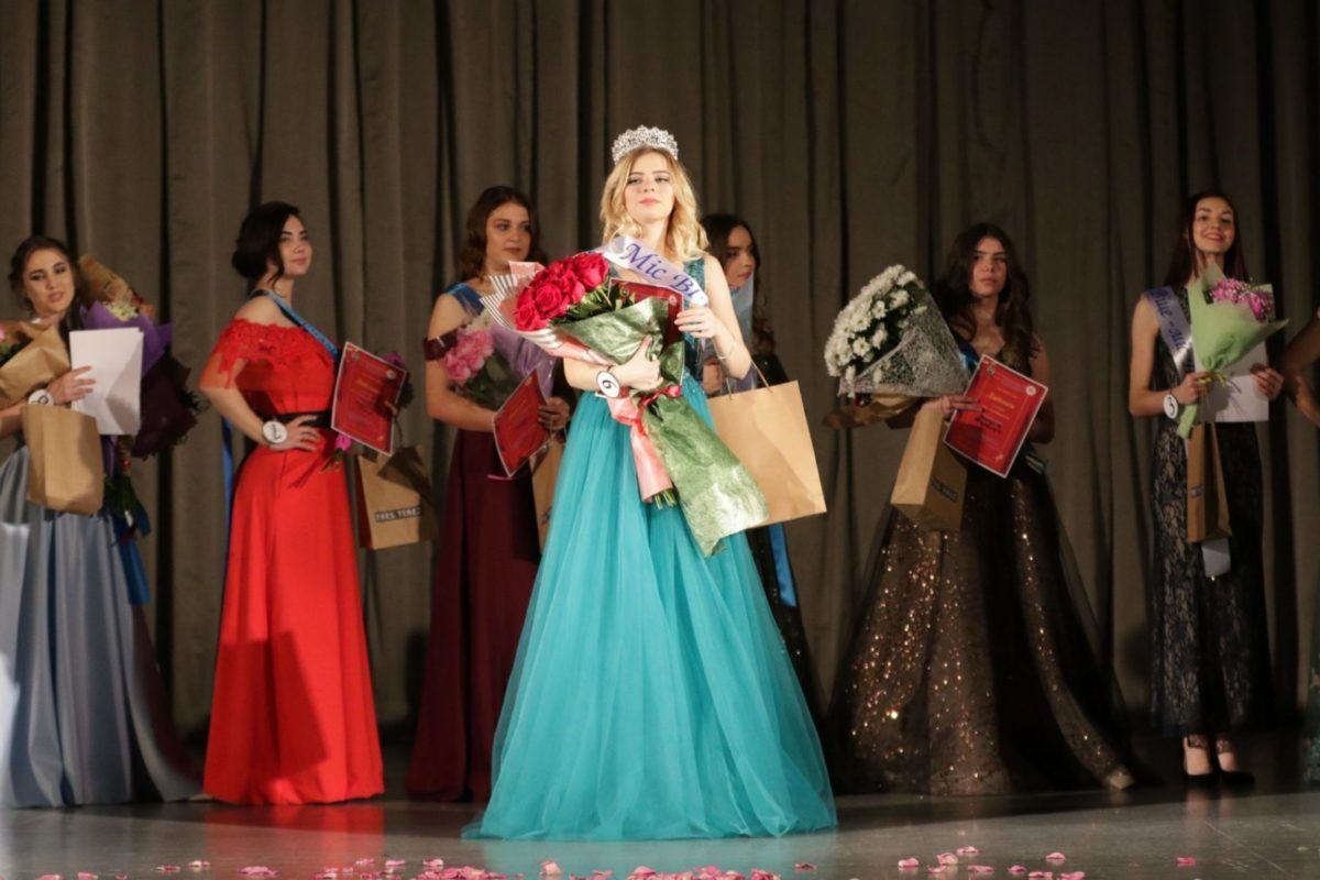 Визначено переможницю конкурсу «Міс ВІКНУ— 2019»