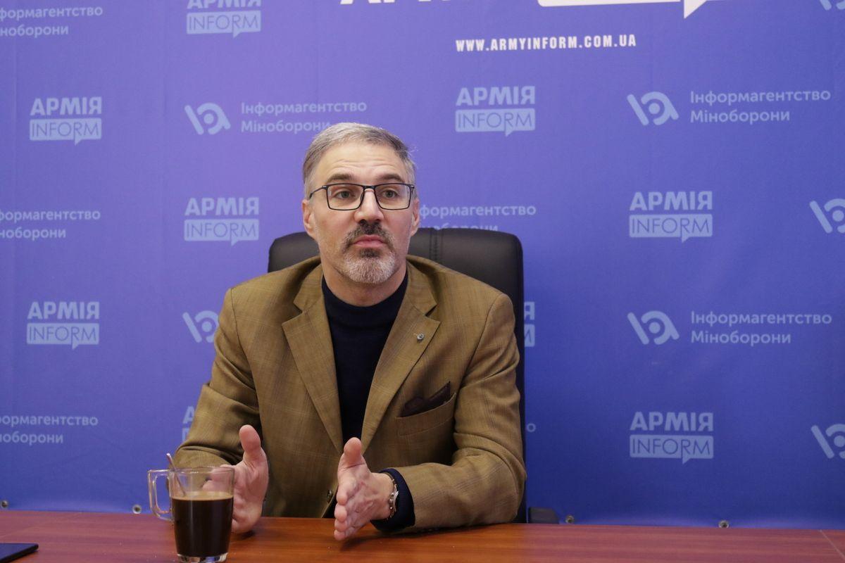 Олексій Полтораков: «Російська Федерація активно застосовує соціологічні маніпуляції в гібридній війні проти України»
