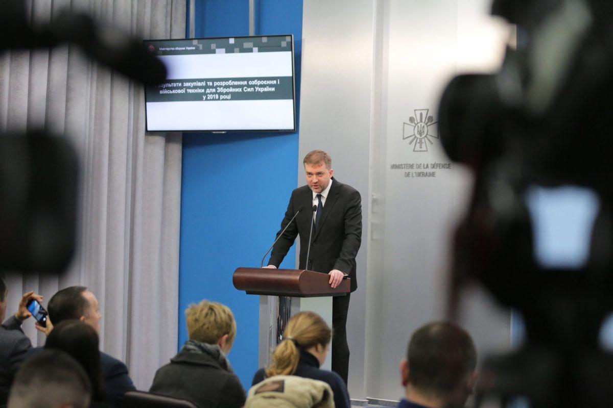 Законопроєкт про оборонні закупівлі кардинально змінює стару систему – Міністр оборони України Андрій Загороднюк