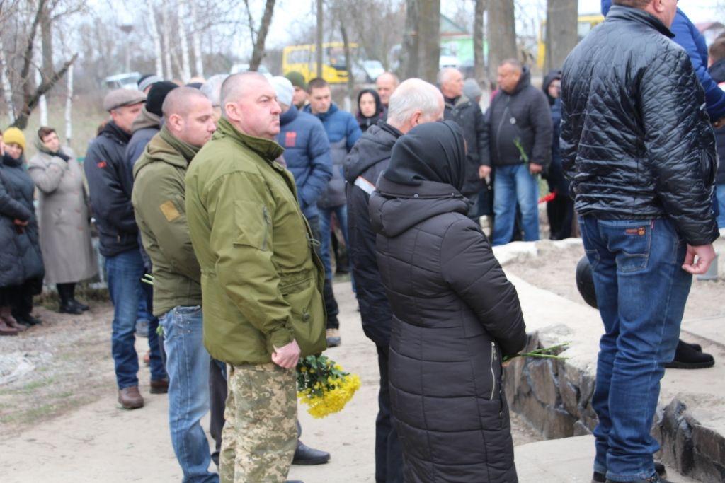 На Рівненщині провели в останню путь Олексія Капустяна, який загинув від кулі ворожого снайпера поблизу Водяного