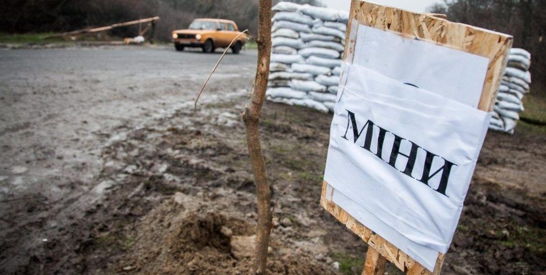 На одній з ділянок у Луганській області призупинили розмінування