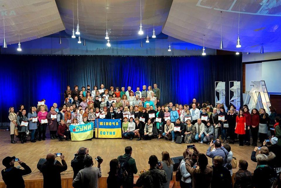 У Києві нагородили волонтерів, які вже шість років допомагають армії та незахищеним українцям