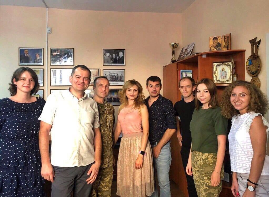 Сьогодні перша річниця створення Інформаційного агентства АрміяInform!