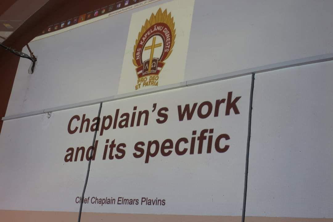 Капелан – це міст між солдатом і командиром