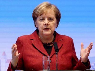 Ангела Меркель про висилання російських дипломатів із Німеччини