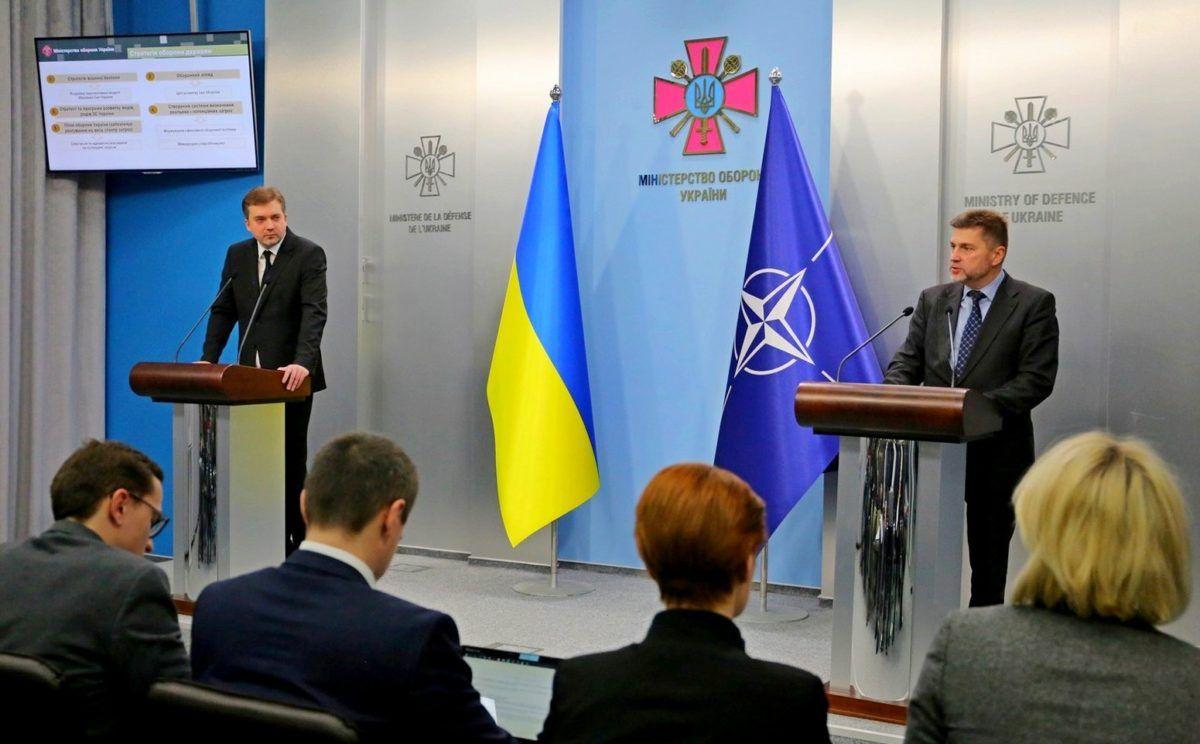 Андрій Загороднюк: «Наступного року плануємо реалізувати в одній із областей на Півдні України пілотний проєкт із організації територіальної оборони»