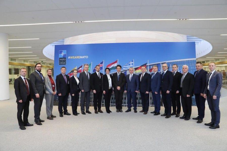 У Брюсселі обговорили перспективи оборонно-технічного співробітництва Україна ‒ НАТО