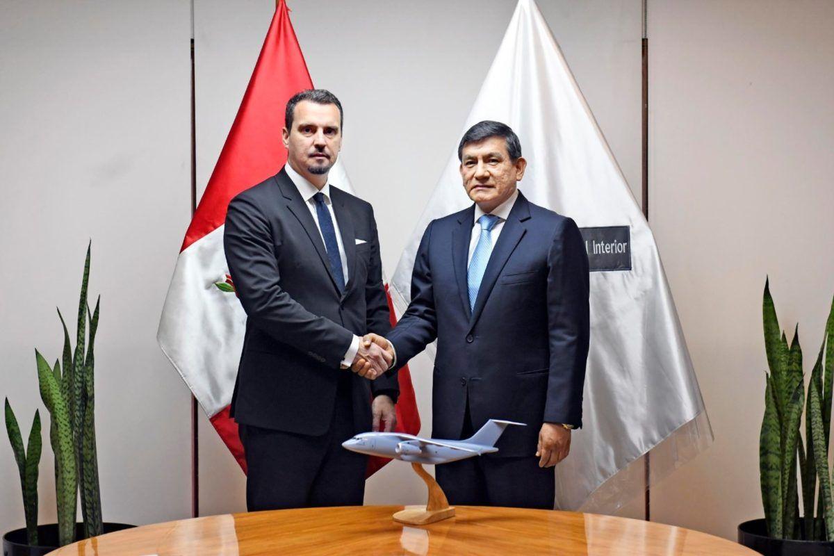 Літаки Ан для МВС Перу модернізуватиме «Укроборонпром»
