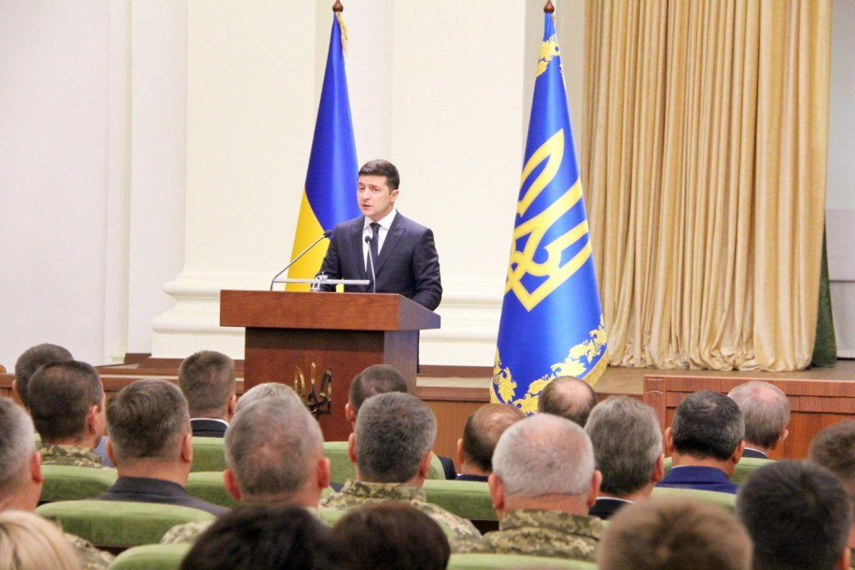 Після досягнення миру армія не перестане бути пріоритетом держави – Президент