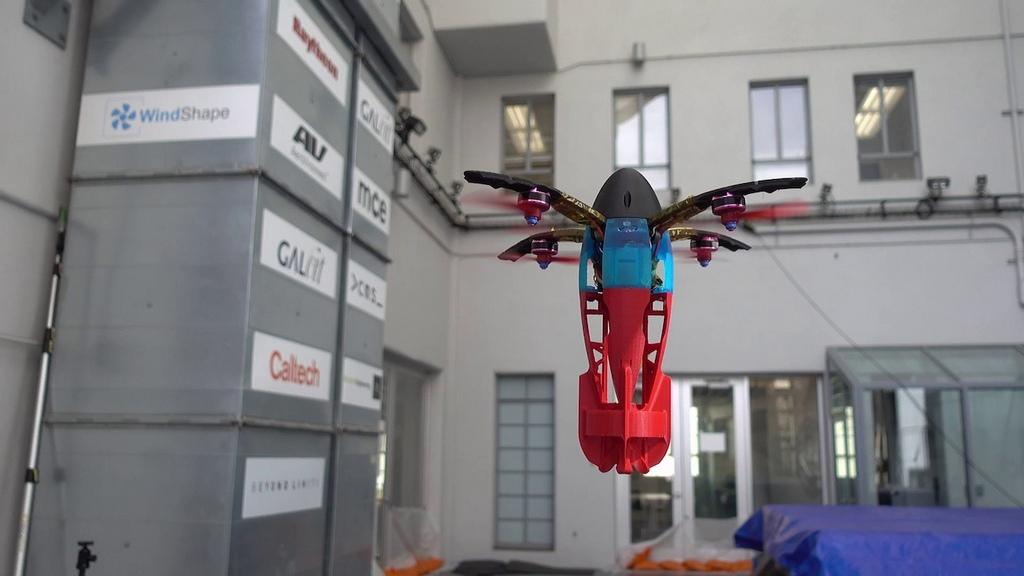 Розроблено надшвидкий запуск дронів