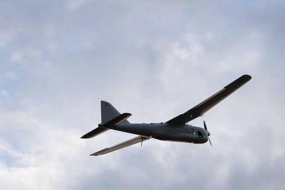 Окупанти проводять поглиблену повітряну розвідку позицій ЗСУ