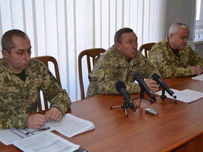 590 подолян одягли військову форму ‒ на Хмельниччині достроково завершено осінню призовну кампанію