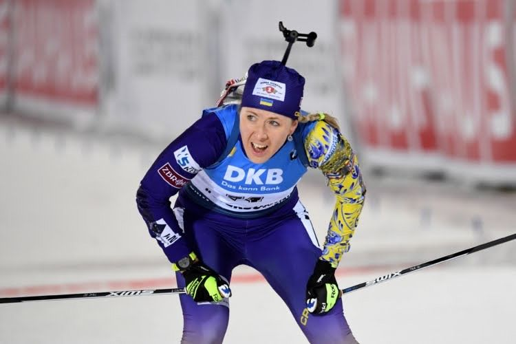 Армійка Юлія Джіма – срібна призерка етапу Кубка світу з біатлону