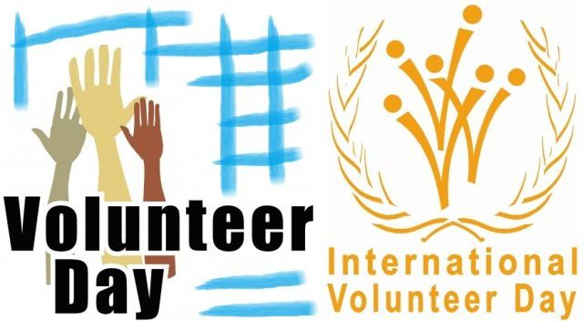 Цікаві факти про волонтерів