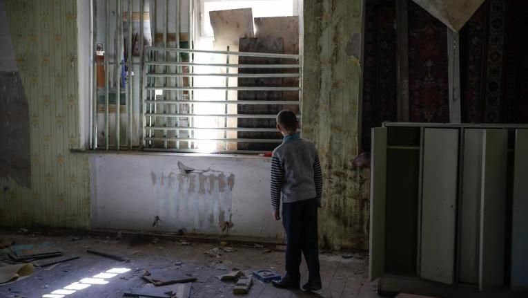 Через війну на Донбасі 430 тисяч дітей зазнали психологічних травм, – ЮНІСЕФ