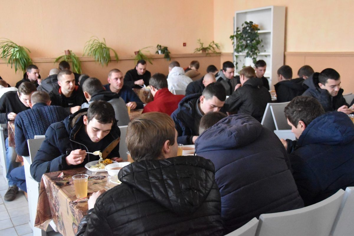 Осінній призов. 250 чернігівців вже розпочали строкову військову службу в навчальних центрах ЗС України
