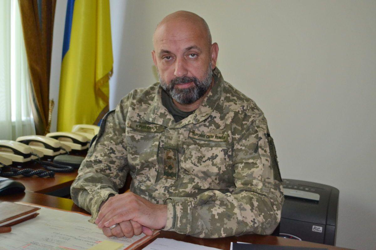 Сергій Кривонос: «Російська армія ніколи не зможе перемогти підготовлений український народ»