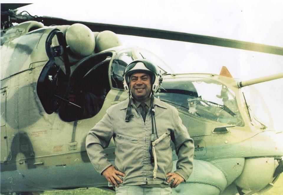 Борис Нестеров особисто здійснив більше пів сотні бойових вильотів над зруйнованим четвертим реактором