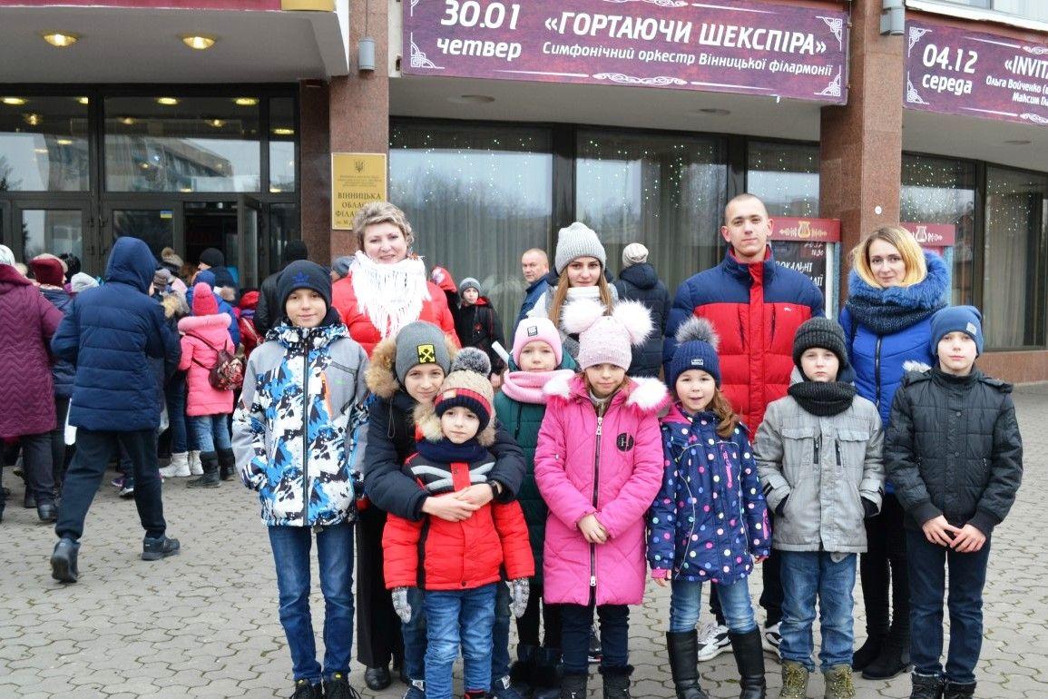 Діти полеглих героїв із Вінниччини вперше отримали щорічну матеріальну допомогу