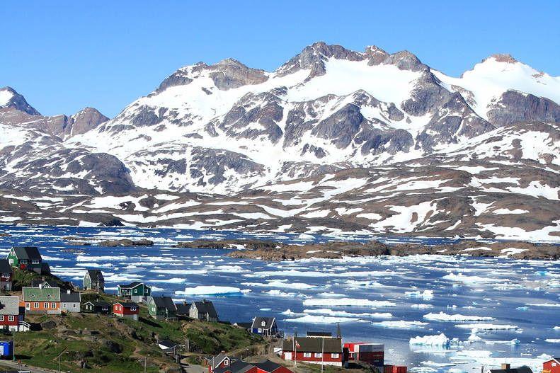 Данія хвилюється за свою безпеку через конкуренцію світових держав у берегів Гренландії
