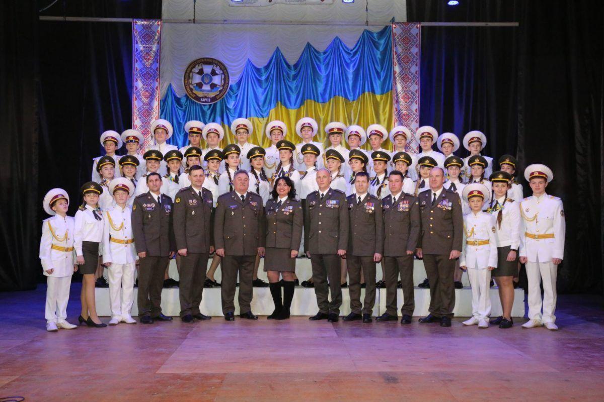 Воїни Харківського гарнізону відзначили День Збройних Сил України