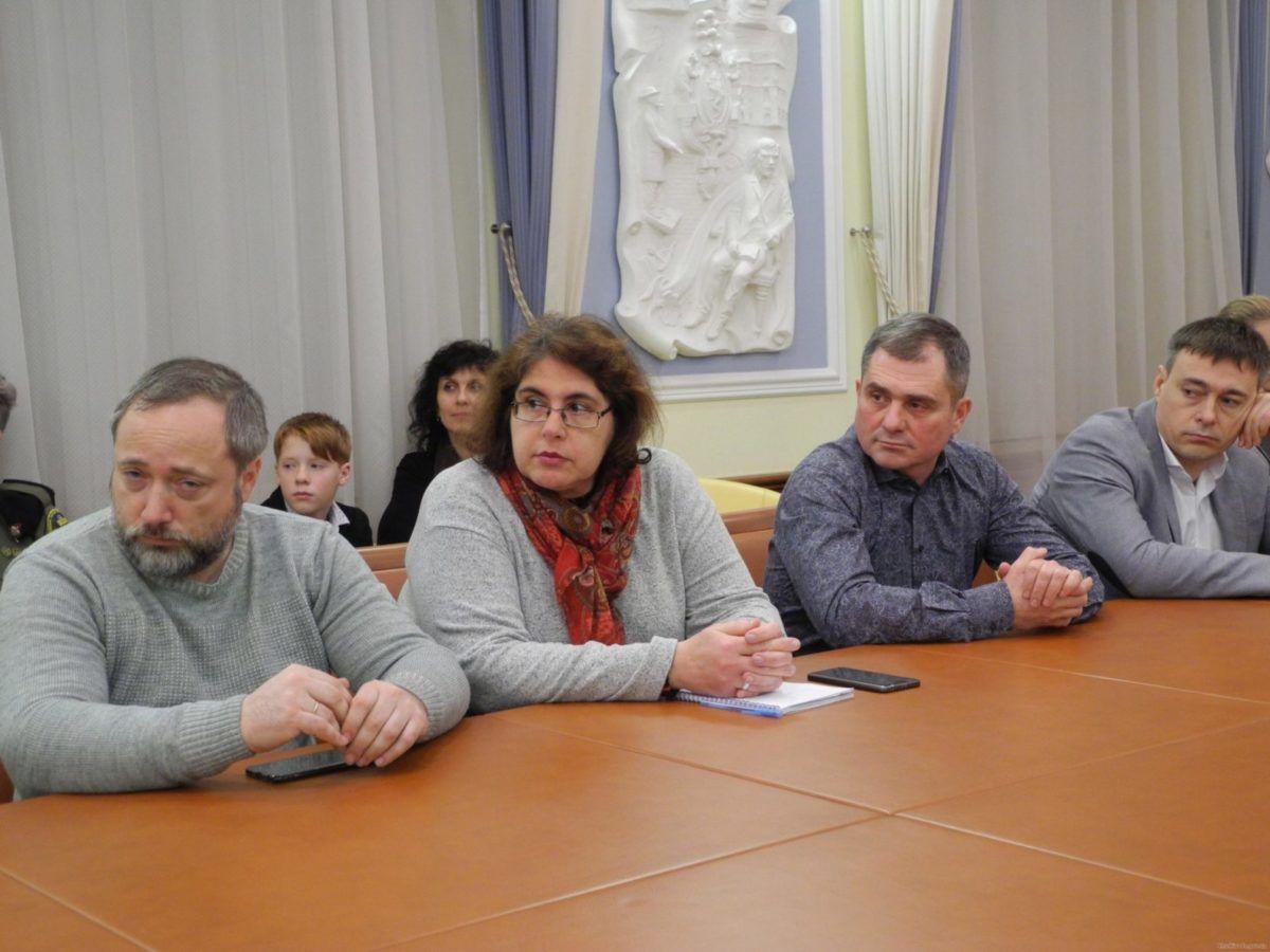 У Харкові на базі шпиталю для ветеранів війни планують відкрити центр реабілітації