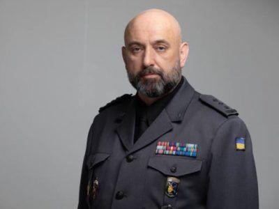 Генерал Кривонос: зброя членів тероборони повинна зберігатися вдома