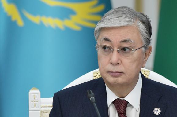 Київ оголосив демарш Казахстану з приводу заяви президента Токаєва про Крим