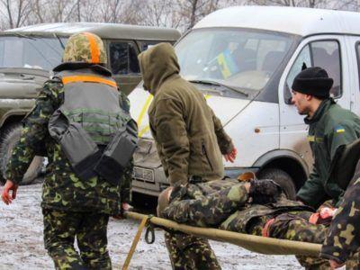 В Києві працює фотовиставка за участі АрміяInform «Одна війна – одна нація – два погляди»