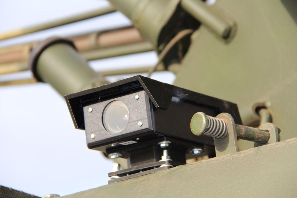 Бтр-4Е має систему кругового огляду і «розумні» шоломи для екіпажу