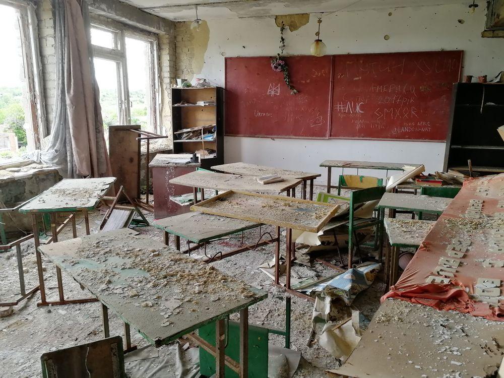 Навчання під мінометним обстрілом відходять у минуле