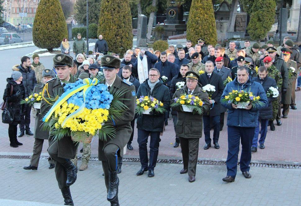 У Львівському гарнізоні проходять заходи до Дня Збройних Сил