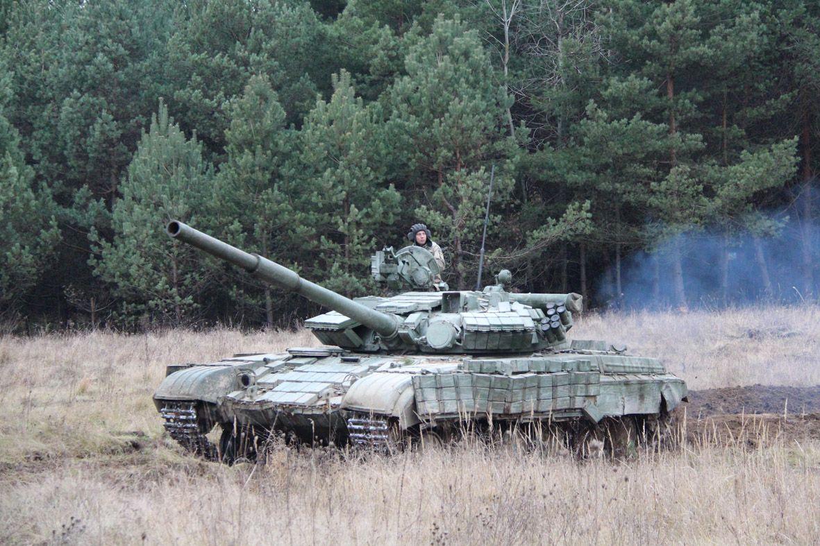 Нове життя танкодрому «Щирець»