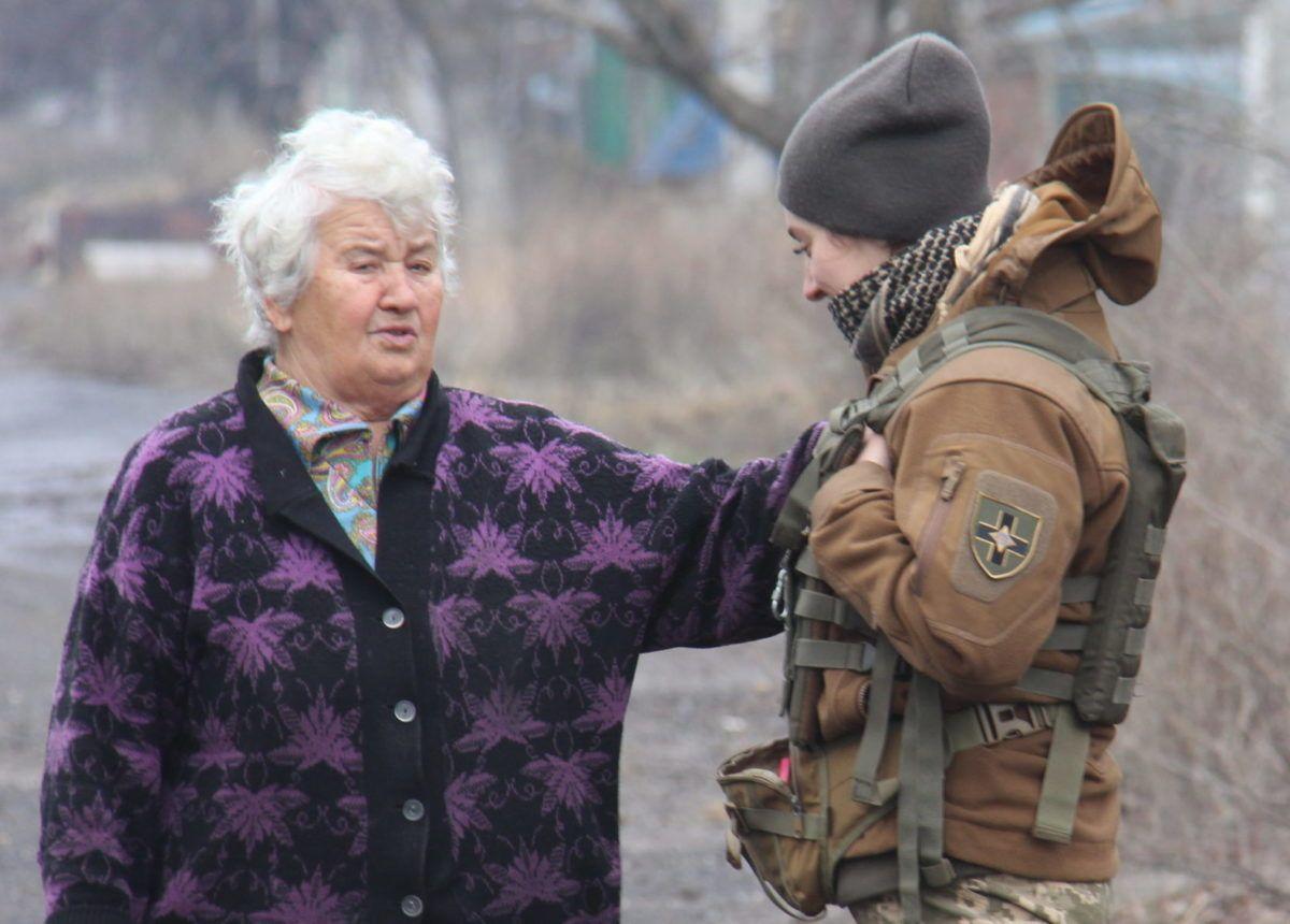 Загін російських снайперів поповнив лави терористів біля Мар'їнки
